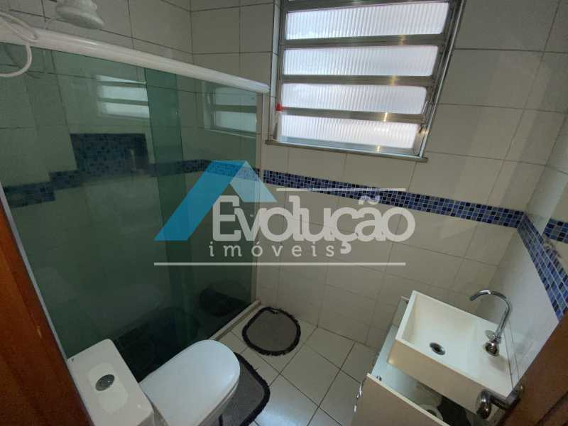 BANHEIRO SOCIAL - Apartamento 2 quartos à venda Campo Grande, Rio de Janeiro - R$ 195.000 - V0332 - 8