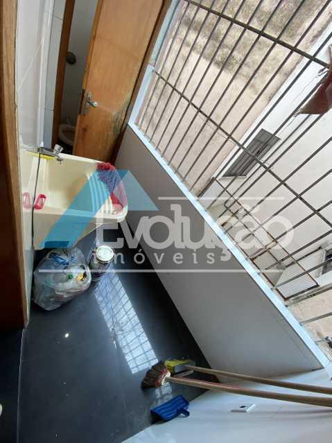 ÁREA DE SERVIÇO - Apartamento 2 quartos à venda Campo Grande, Rio de Janeiro - R$ 195.000 - V0332 - 15