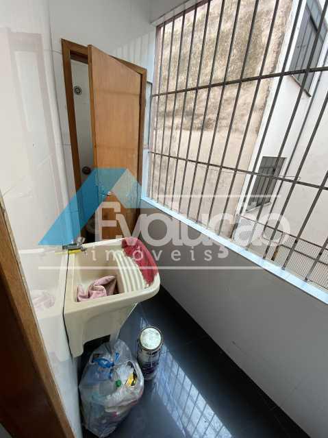 ÁREA DE SERVIÇO - Apartamento 2 quartos à venda Campo Grande, Rio de Janeiro - R$ 195.000 - V0332 - 16