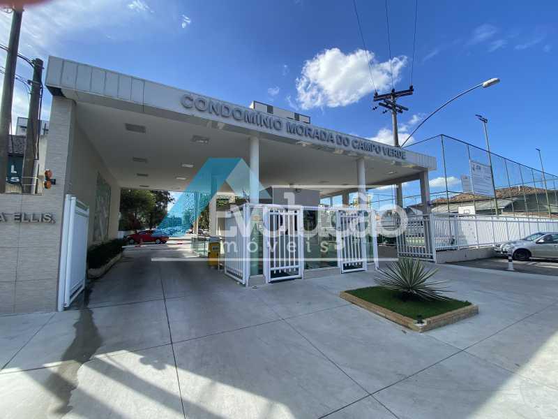IMG_4664 - Apartamento 2 quartos à venda Campo Grande, Rio de Janeiro - R$ 230.000 - V0334 - 3