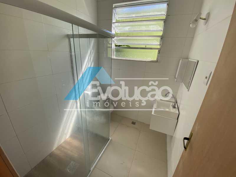 BANHEIRO - Casa 2 quartos para venda e aluguel Campo Grande, Rio de Janeiro - R$ 180.000 - V0335 - 12