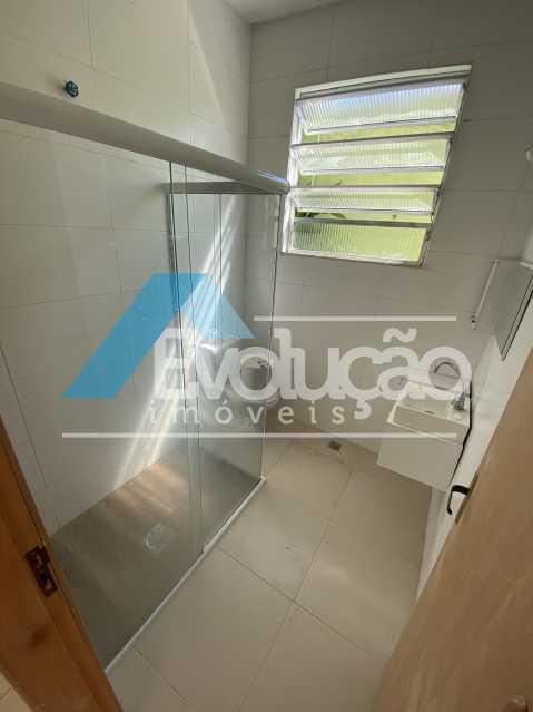 BANHEIRO - Casa 2 quartos para venda e aluguel Campo Grande, Rio de Janeiro - R$ 180.000 - V0335 - 13