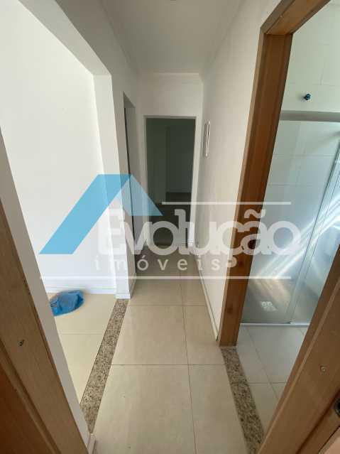CORREDOR - Casa 2 quartos para venda e aluguel Campo Grande, Rio de Janeiro - R$ 180.000 - V0335 - 14