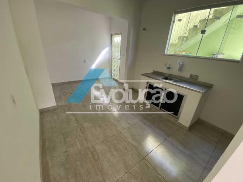 COZINHA - Casa 2 quartos para venda e aluguel Campo Grande, Rio de Janeiro - R$ 180.000 - V0335 - 16