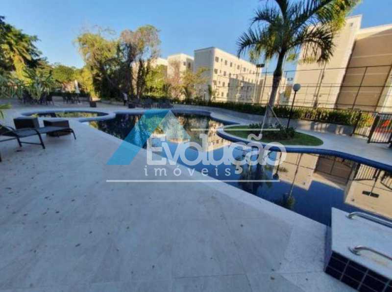 PISCINA - Apartamento 2 quartos à venda Cosmos, Rio de Janeiro - R$ 235.000 - V0336 - 24