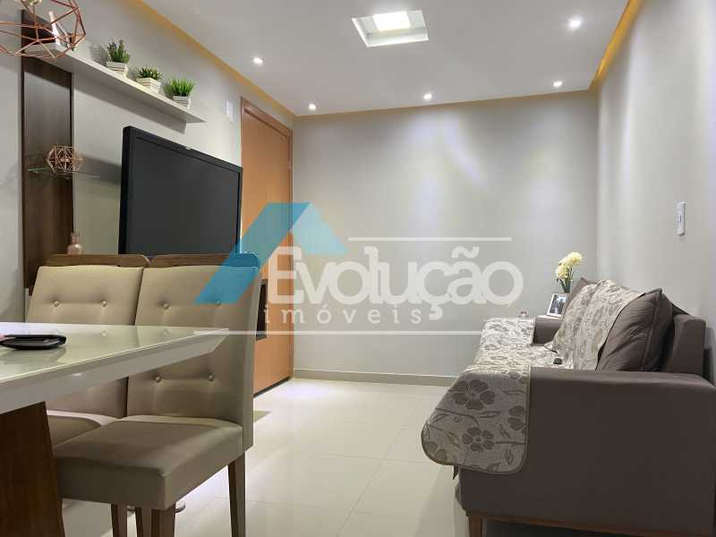 IMG_4797 - Apartamento 2 quartos à venda Cosmos, Rio de Janeiro - R$ 235.000 - V0336 - 4