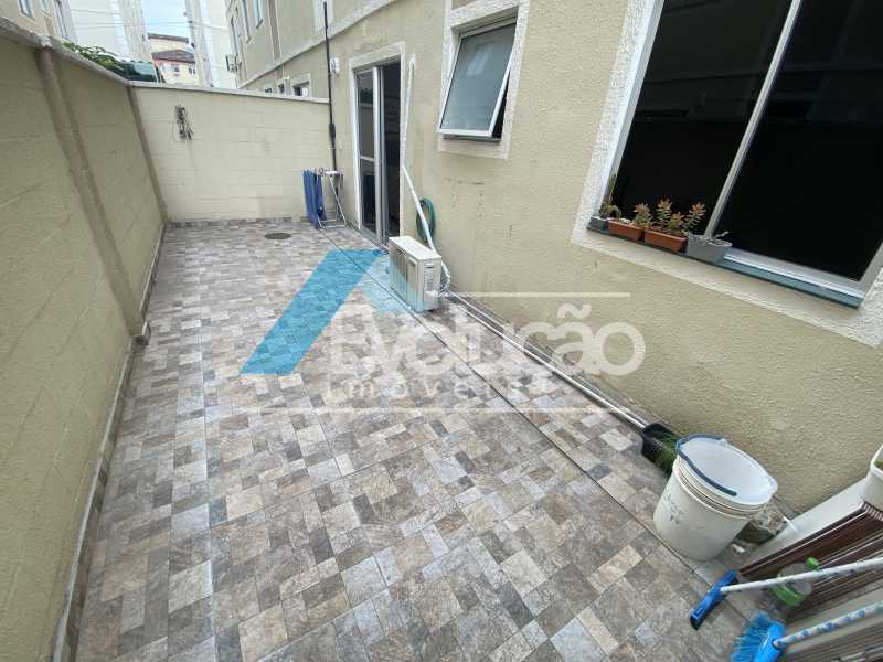 IMG_4805 - Apartamento 2 quartos à venda Cosmos, Rio de Janeiro - R$ 235.000 - V0336 - 12