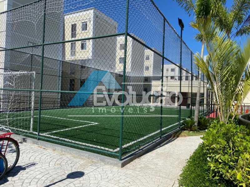 QUADRA - Apartamento 2 quartos à venda Cosmos, Rio de Janeiro - R$ 235.000 - V0336 - 18