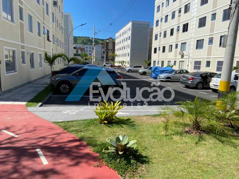 COZNDOMÍNIO - Apartamento 2 quartos à venda Cosmos, Rio de Janeiro - R$ 235.000 - V0336 - 20