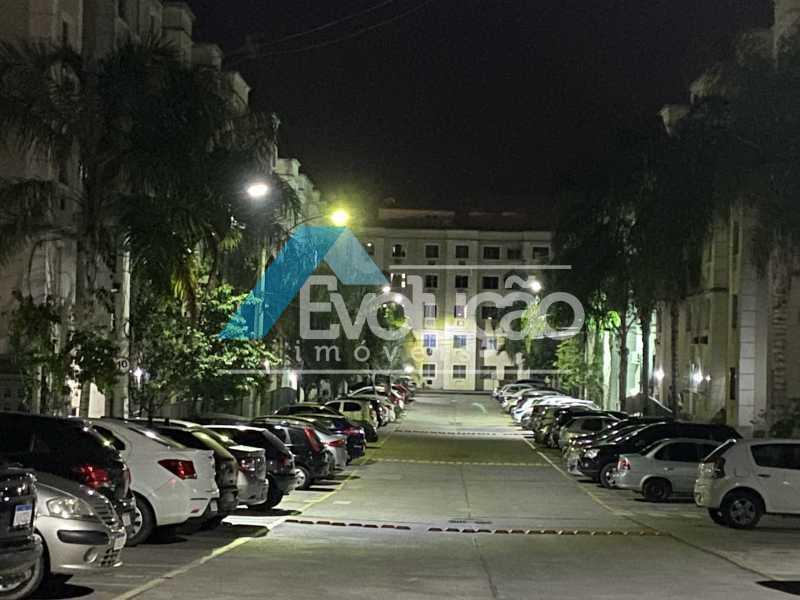 CONDOMÍNIO - Apartamento para alugar Estrada do Magarça,Guaratiba, Rio de Janeiro - R$ 900 - A0338 - 1