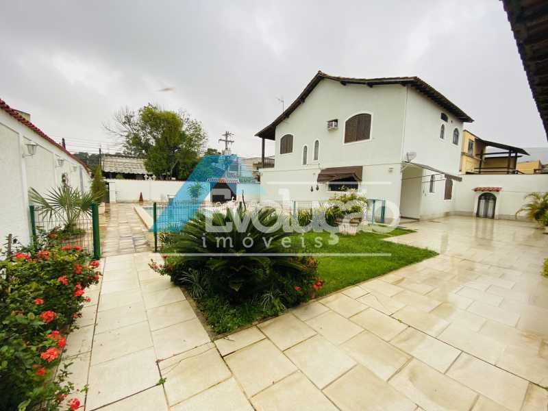 IMG_E6753 - Casa 3 quartos para venda e aluguel Campo Grande, Rio de Janeiro - R$ 890.000 - V0340 - 8