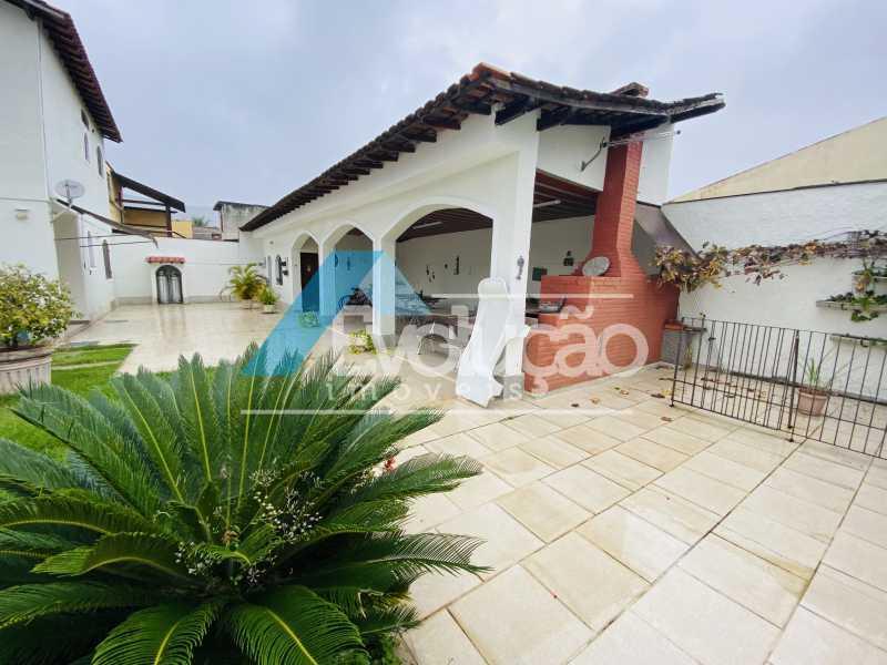 IMG_E6756 - Casa 3 quartos para venda e aluguel Campo Grande, Rio de Janeiro - R$ 890.000 - V0340 - 5