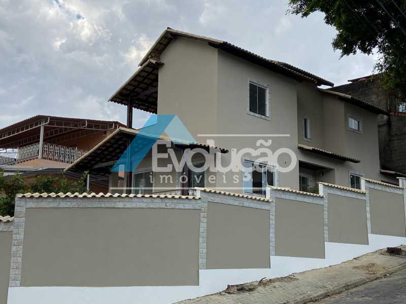 FACHADA - Casa 3 quartos para alugar Campo Grande, Rio de Janeiro - R$ 2.700 - A0331 - 4