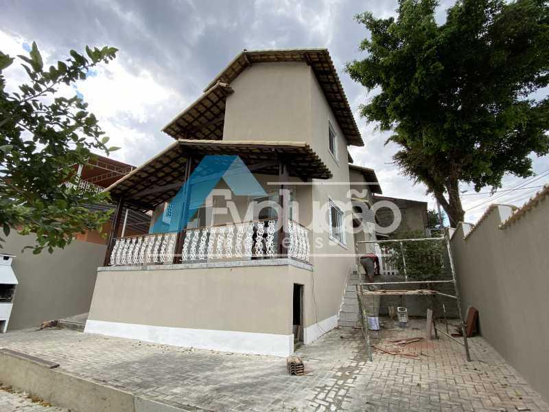 CASA - Casa 3 quartos para alugar Campo Grande, Rio de Janeiro - R$ 2.700 - A0331 - 1