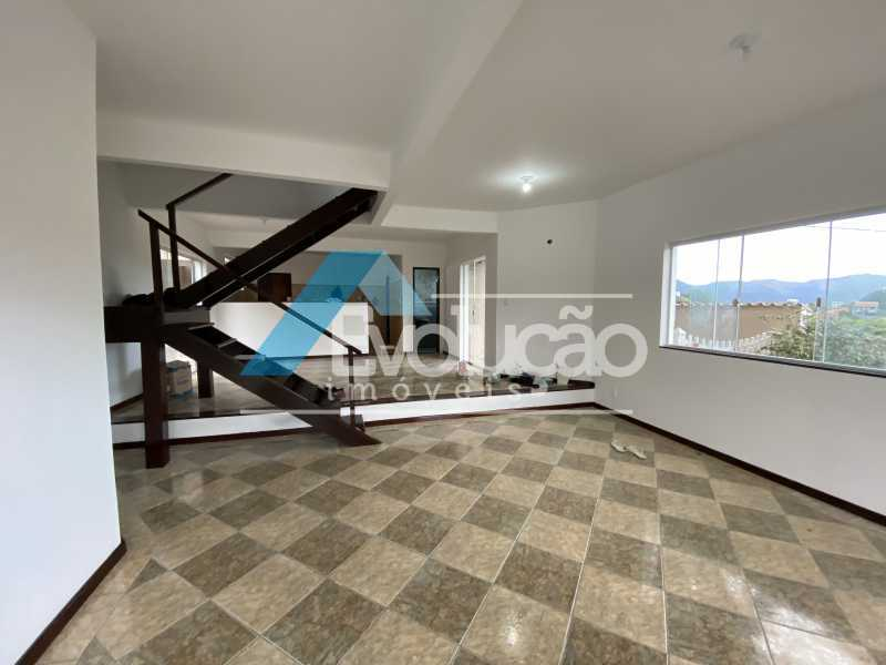 SALA - Casa 3 quartos para alugar Campo Grande, Rio de Janeiro - R$ 2.700 - A0331 - 6