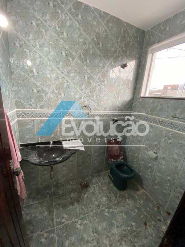 BANHEIRO PRIMEIRO PISO - Casa 3 quartos para alugar Campo Grande, Rio de Janeiro - R$ 2.700 - A0331 - 7