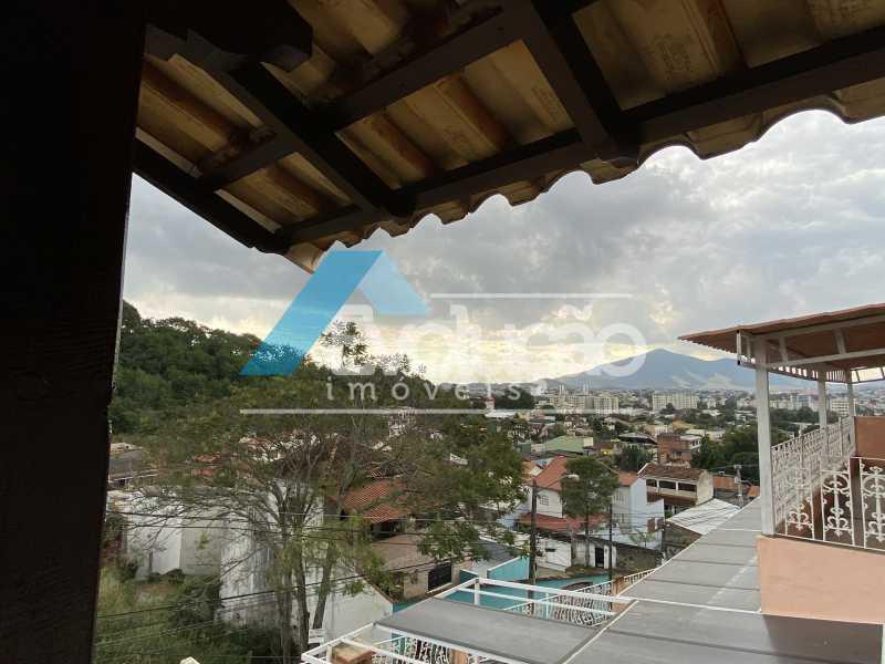 VISTA DA VARANDA DO QUARTO 1 - Casa 3 quartos para alugar Campo Grande, Rio de Janeiro - R$ 2.700 - A0331 - 10