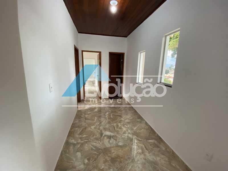 CIRCULAÇÃO 2º PISO - Casa 3 quartos para alugar Campo Grande, Rio de Janeiro - R$ 2.700 - A0331 - 13