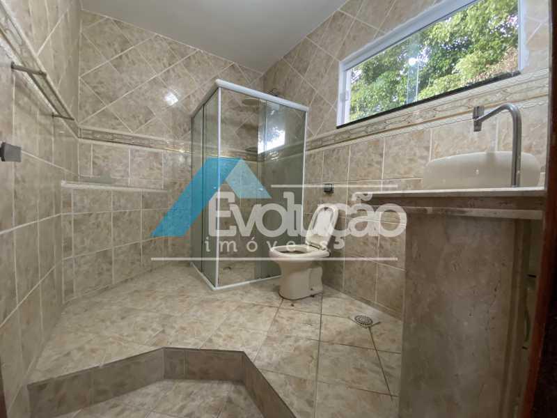 BANHEIRO SEGUNDO PISO - Casa 3 quartos para alugar Campo Grande, Rio de Janeiro - R$ 2.700 - A0331 - 15