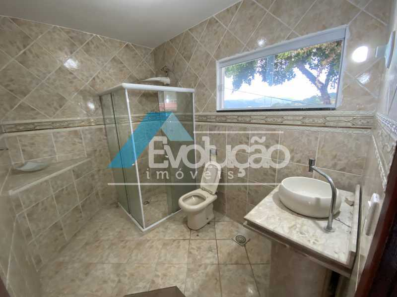 BANHEIRO SEGUNDO PISO - Casa 3 quartos para alugar Campo Grande, Rio de Janeiro - R$ 2.700 - A0331 - 16