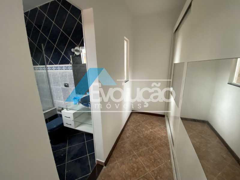 CLOSED DA SUÍTE - Casa 3 quartos para alugar Campo Grande, Rio de Janeiro - R$ 2.700 - A0331 - 19