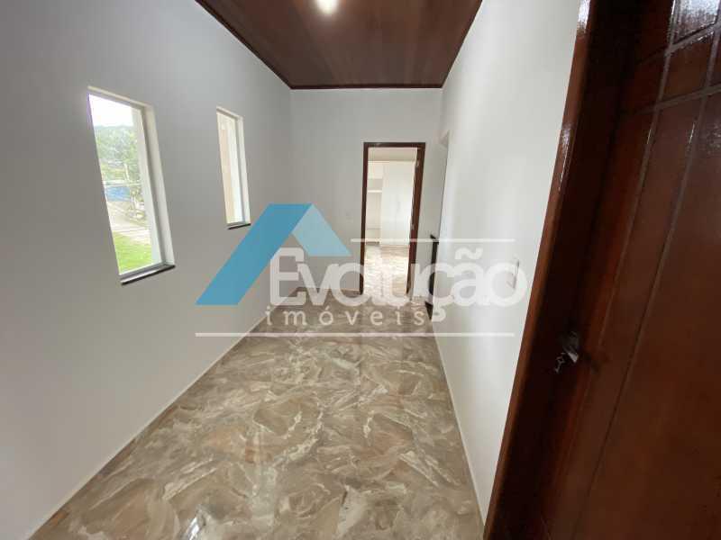 CIRCULAÇÃO SEGUNDO PISO - Casa 3 quartos para alugar Campo Grande, Rio de Janeiro - R$ 2.700 - A0331 - 14