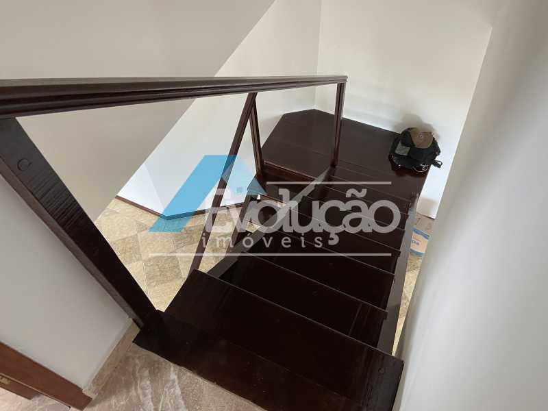 ESCADA - Casa 3 quartos para alugar Campo Grande, Rio de Janeiro - R$ 2.700 - A0331 - 22