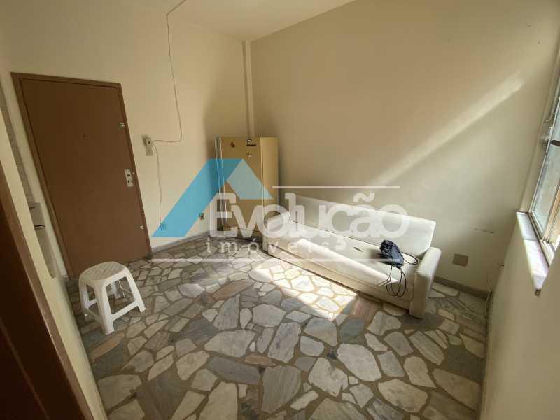 SALA - Apartamento 1 quarto à venda Muriqui, Mangaratiba - R$ 150.000 - V0338 - 4