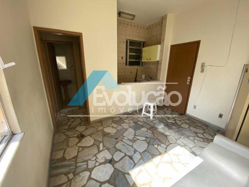 SALA - Apartamento 1 quarto à venda Muriqui, Mangaratiba - R$ 150.000 - V0338 - 5