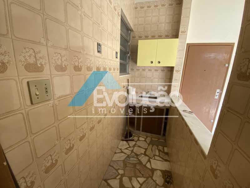 COZINHA - Apartamento 1 quarto à venda Muriqui, Mangaratiba - R$ 150.000 - V0338 - 6