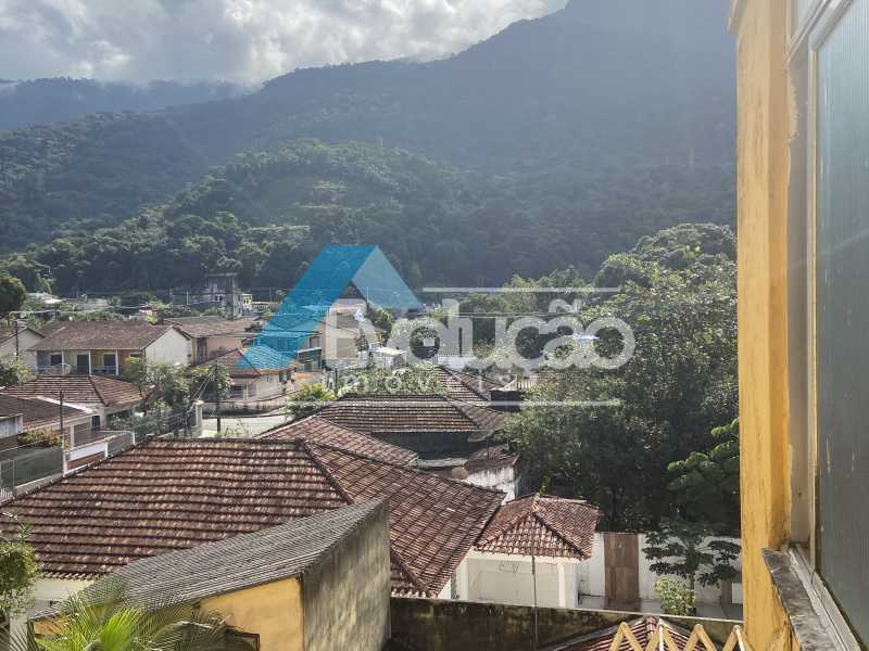 VISTA DA SALA - Apartamento 1 quarto à venda Muriqui, Mangaratiba - R$ 150.000 - V0338 - 11