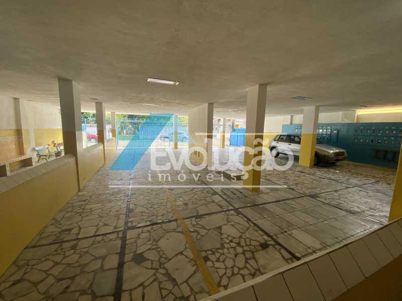ÁREA COMUM PRÉDIO - Apartamento 1 quarto à venda Muriqui, Mangaratiba - R$ 150.000 - V0338 - 12