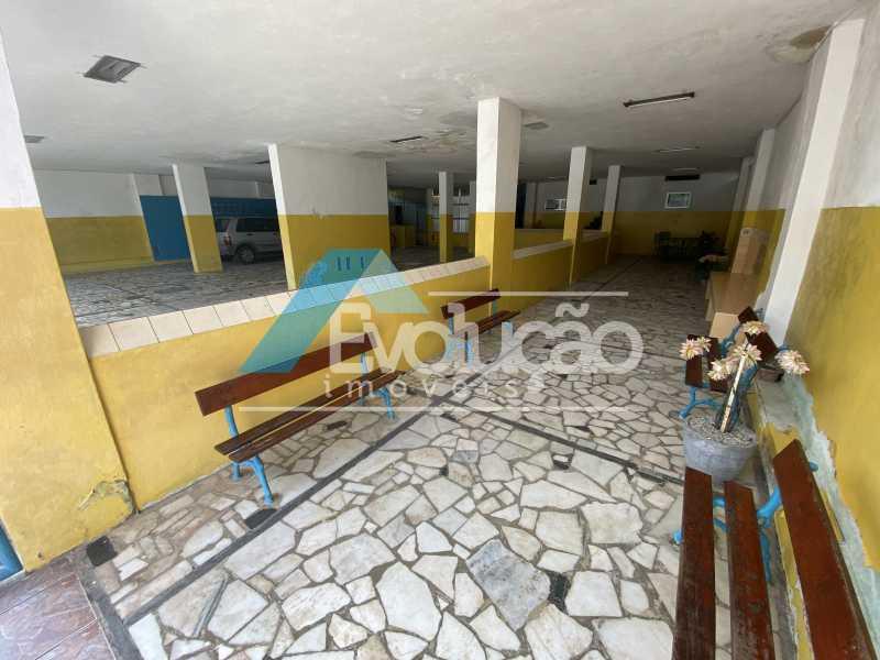 ÁREA COMUM PRÉDIO - Apartamento 1 quarto à venda Muriqui, Mangaratiba - R$ 150.000 - V0338 - 14