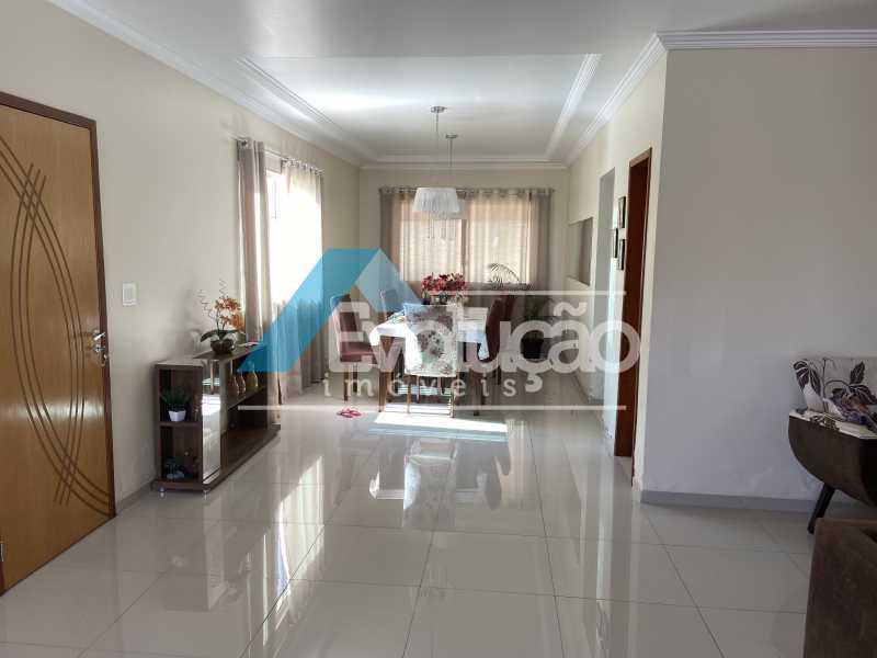 SALA DE JANTAR - Casa em Condomínio 3 quartos à venda Campo Grande, Rio de Janeiro - R$ 800.000 - V0343 - 5