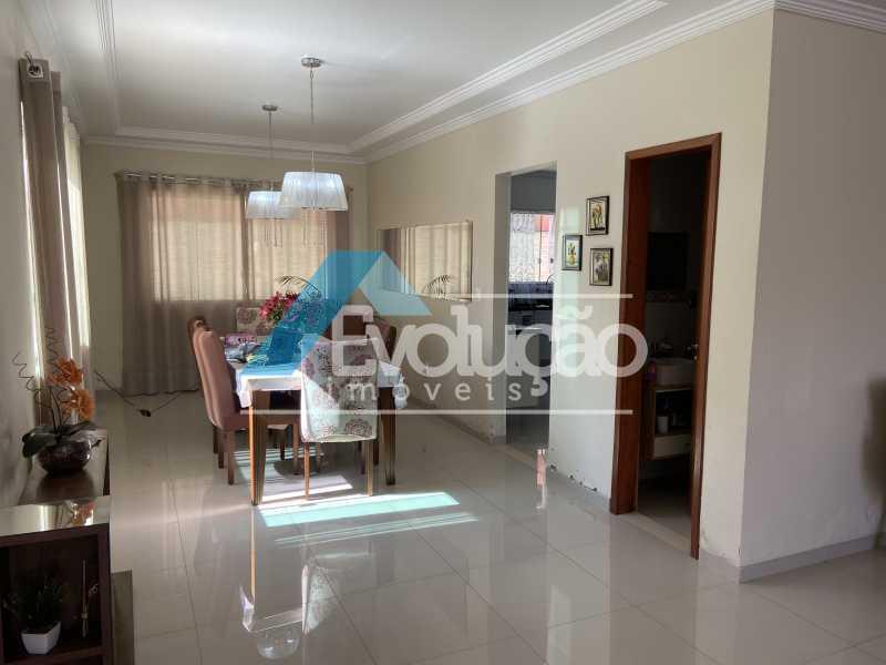 SALA DE JANTAR - Casa em Condomínio 3 quartos à venda Campo Grande, Rio de Janeiro - R$ 800.000 - V0343 - 6
