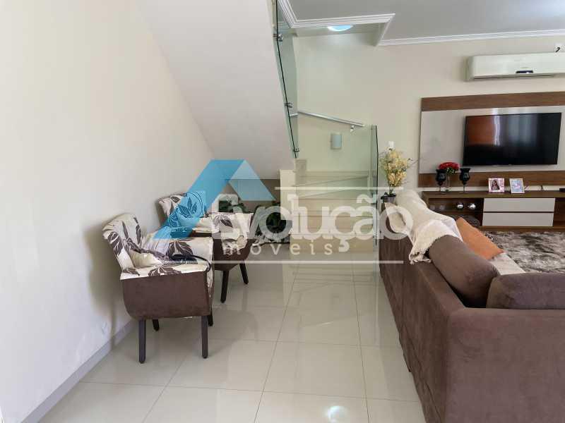 ESCADA  - Casa em Condomínio 3 quartos à venda Campo Grande, Rio de Janeiro - R$ 800.000 - V0343 - 7