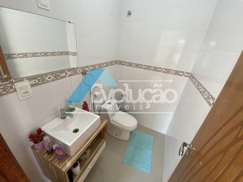 LAVABO - Casa em Condomínio 3 quartos à venda Campo Grande, Rio de Janeiro - R$ 800.000 - V0343 - 8