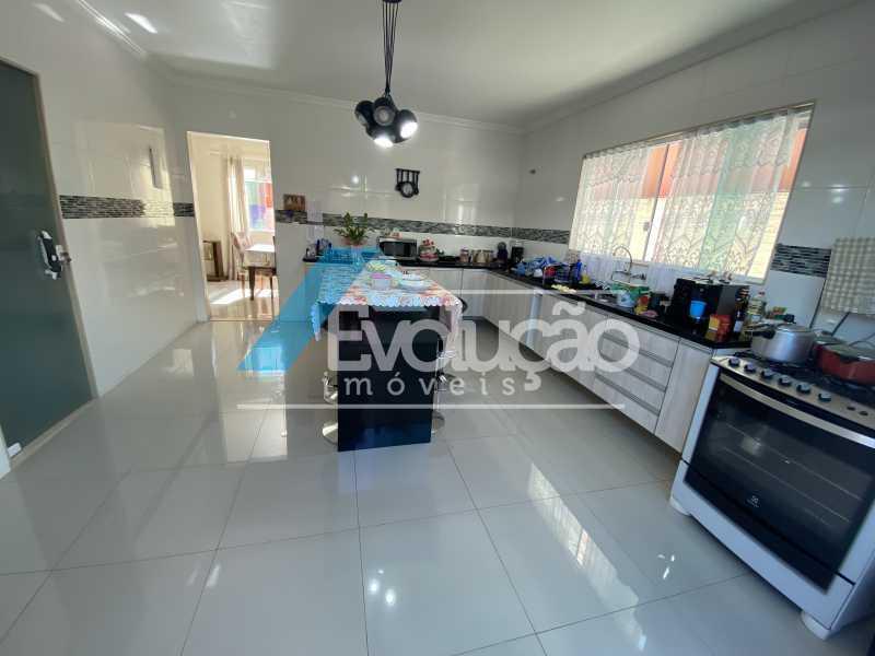 COZINHA - Casa em Condomínio 3 quartos à venda Campo Grande, Rio de Janeiro - R$ 800.000 - V0343 - 10