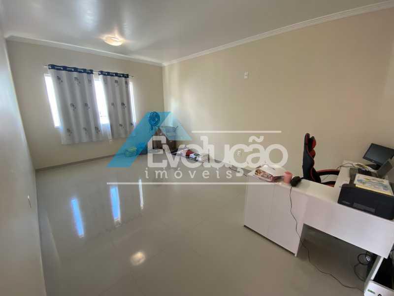 QUARTO - Casa em Condomínio 3 quartos à venda Campo Grande, Rio de Janeiro - R$ 800.000 - V0343 - 11