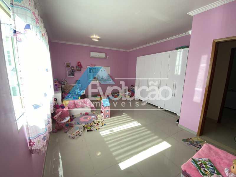 SUÍTE  - Casa em Condomínio 3 quartos à venda Campo Grande, Rio de Janeiro - R$ 800.000 - V0343 - 12