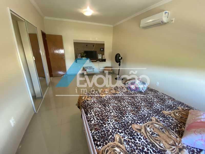 SUÍTE MASTER - Casa em Condomínio 3 quartos à venda Campo Grande, Rio de Janeiro - R$ 800.000 - V0343 - 16