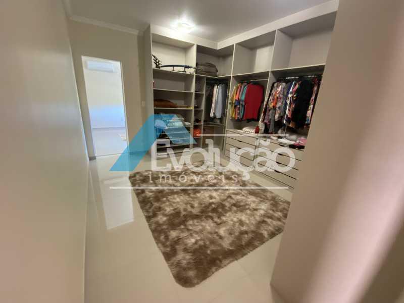 CLOSED SUÍTE MASTER - Casa em Condomínio 3 quartos à venda Campo Grande, Rio de Janeiro - R$ 800.000 - V0343 - 17