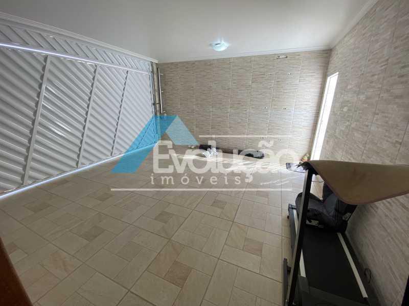 GARAGEM - Casa em Condomínio 3 quartos à venda Campo Grande, Rio de Janeiro - R$ 800.000 - V0343 - 22