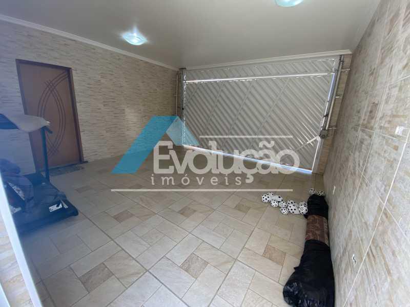GARAGEM - Casa em Condomínio 3 quartos à venda Campo Grande, Rio de Janeiro - R$ 800.000 - V0343 - 23