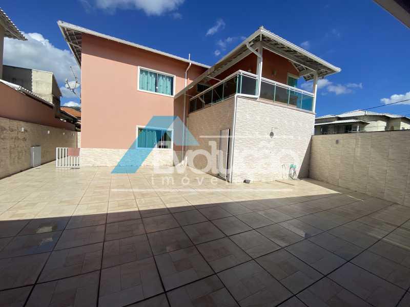 CASA - Casa em Condomínio 3 quartos à venda Campo Grande, Rio de Janeiro - R$ 800.000 - V0343 - 24