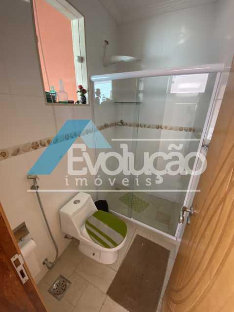 BANHEIRO EXTERNO - Casa em Condomínio 3 quartos à venda Campo Grande, Rio de Janeiro - R$ 800.000 - V0343 - 25