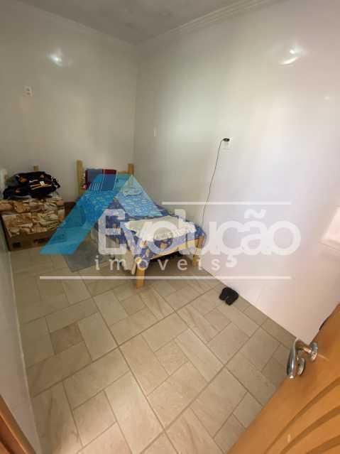 QUARTO FUNDOS - Casa em Condomínio 3 quartos à venda Campo Grande, Rio de Janeiro - R$ 800.000 - V0343 - 26