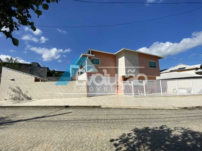 FACHADAA - Casa em Condomínio 3 quartos à venda Campo Grande, Rio de Janeiro - R$ 800.000 - V0343 - 29
