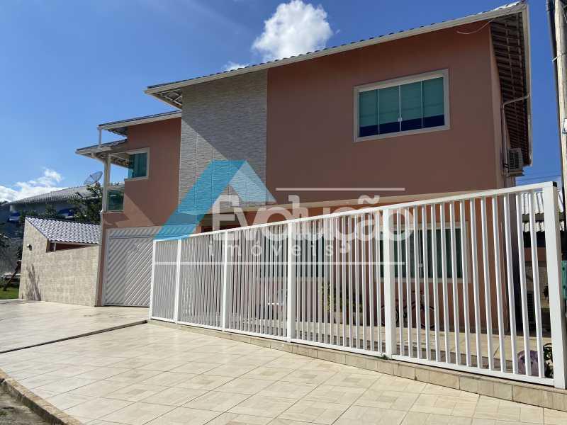 FACHADA - Casa em Condomínio 3 quartos à venda Campo Grande, Rio de Janeiro - R$ 800.000 - V0343 - 31