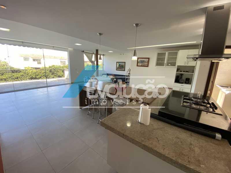 IMG_7976 - Cobertura 5 quartos à venda Recreio dos Bandeirantes, Rio de Janeiro - R$ 1.400.000 - V0345 - 5